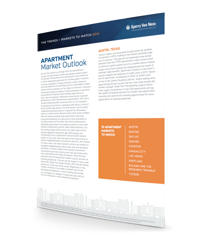 Apartment Market Outlook Chandan Report