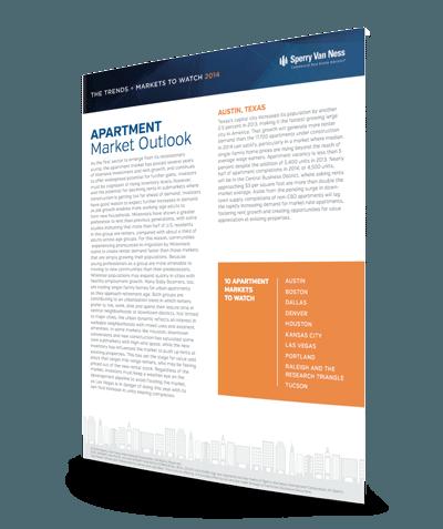 Apartment Market Outlook Chandan Report