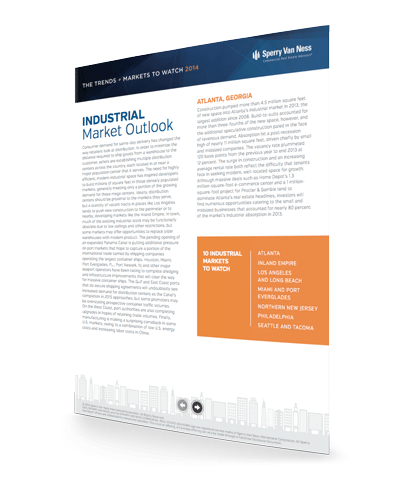 Industrial Market Outlook Chandan Report