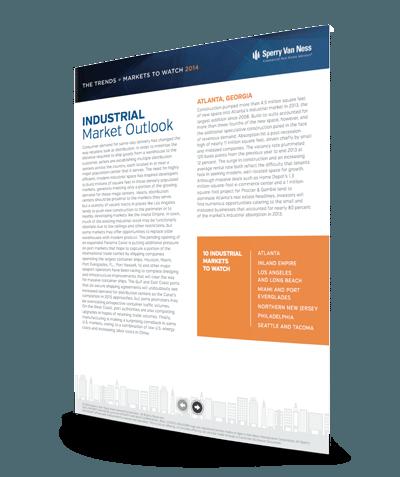 Industrial Market Outlook Chandan Report
