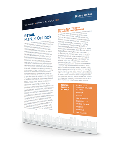 Retail Market Outlook Chandan Report
