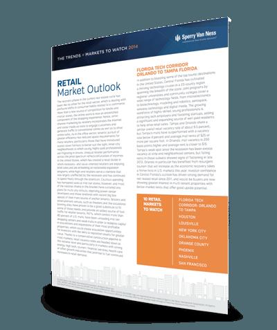 Retail Market Outlook Chandan Report
