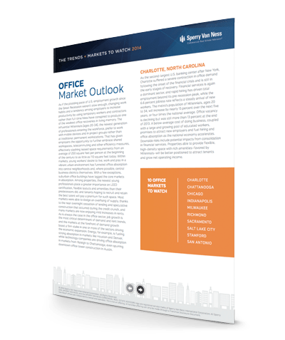 Office Market Outlook Chandan Report
