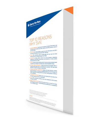 Top 10 Reasons Why SVN