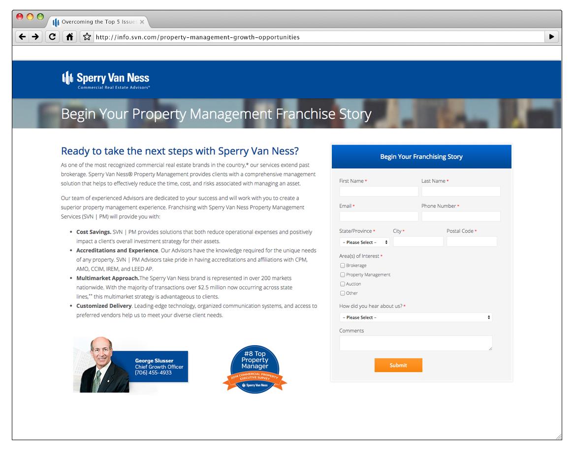 Property Management Sign-Up