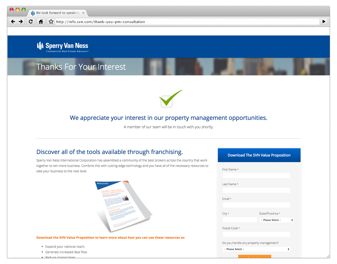 TYP: Property Management Consultation